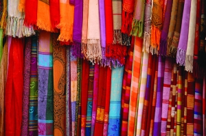 cloth colorful